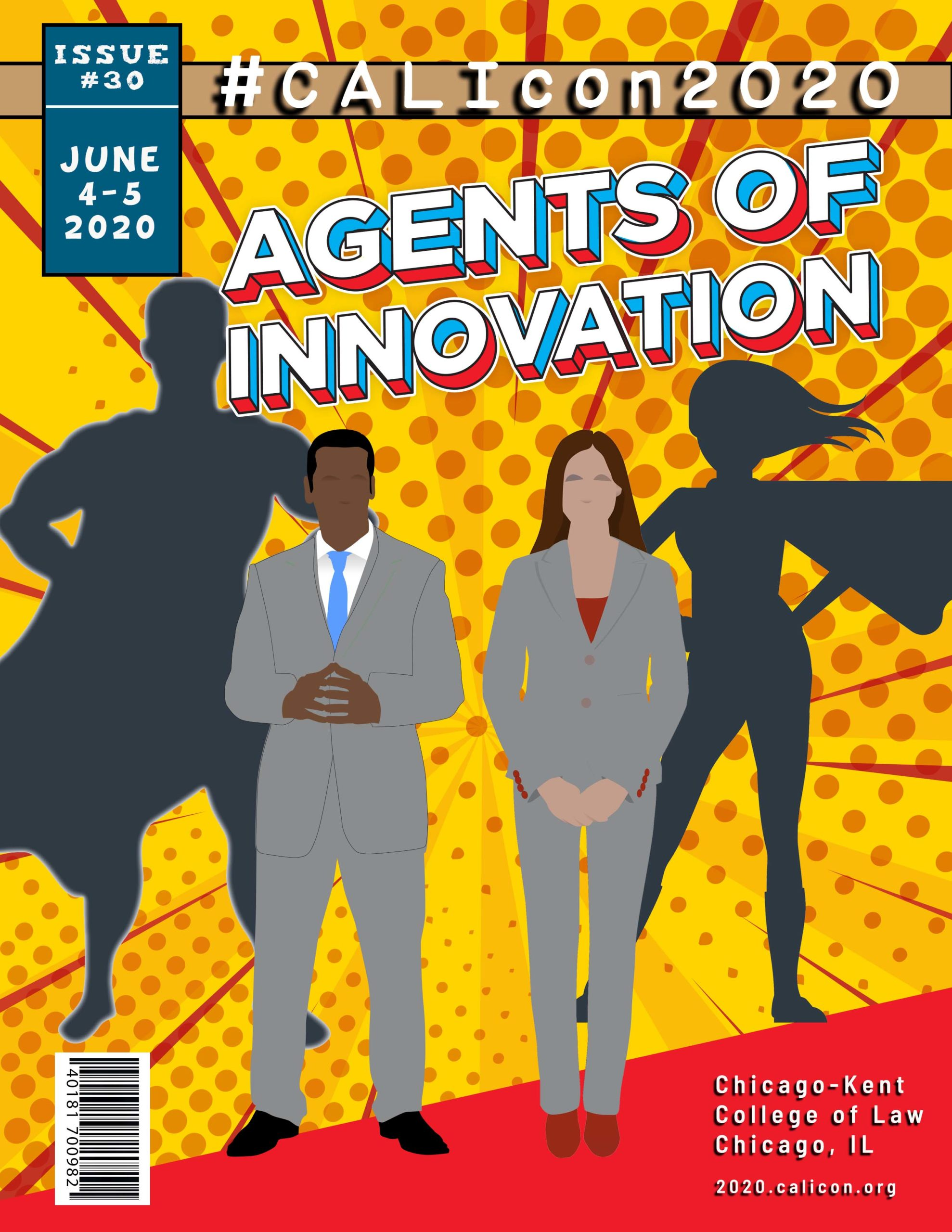 Agents of Innovation #CALIcon2020